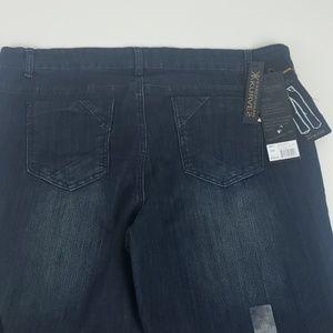 Kardashian Kollection Jeans - Kardashian Kurves denim Tall curvy high rise jeans